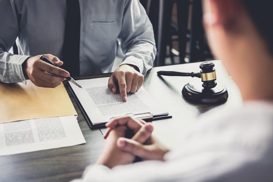 choose professionl lawyer