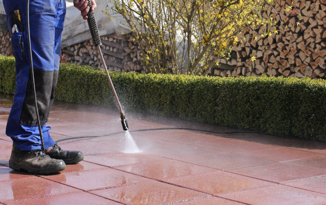 pressure washing business