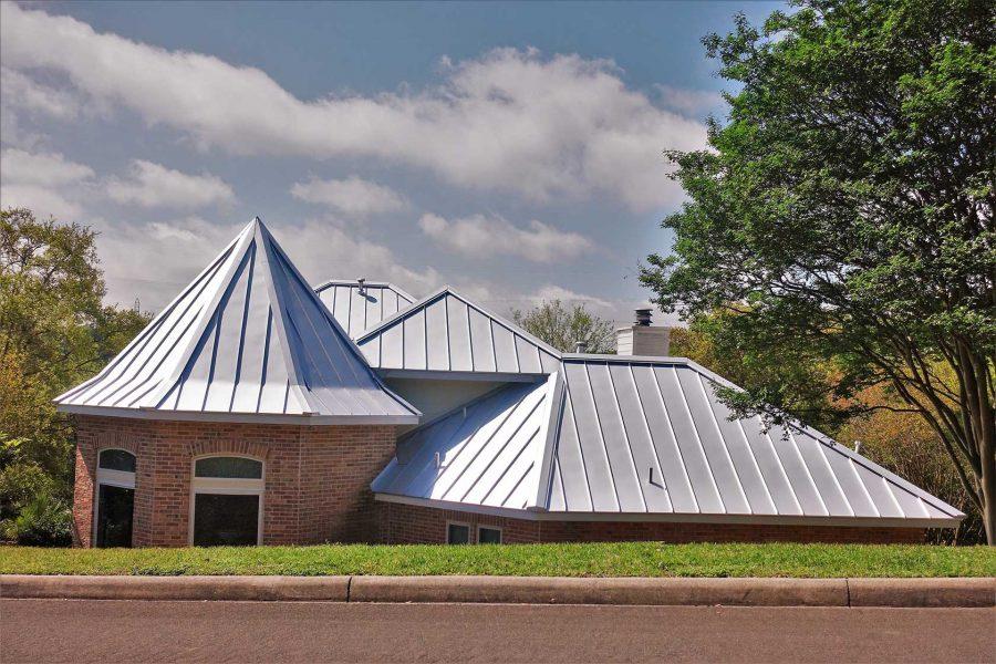 reasonable metal roofing