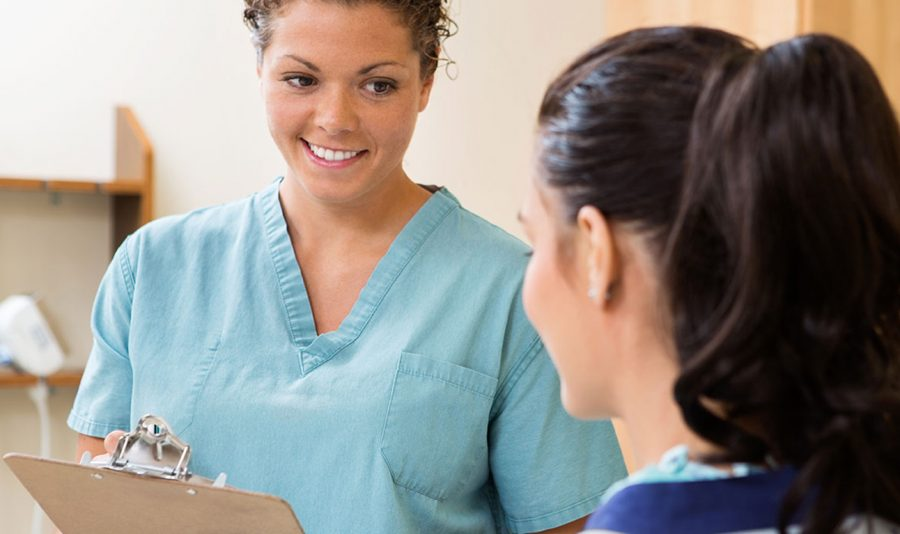 medical assistant training